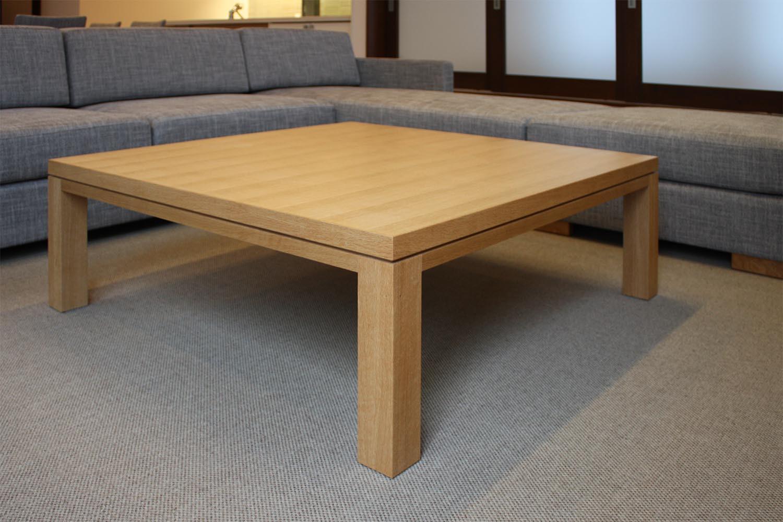 オーダーテーブルの製作事例1