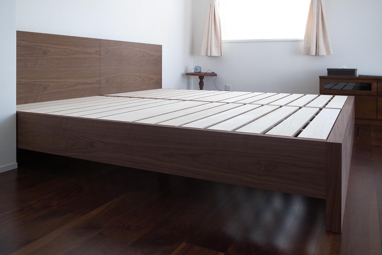 オーダーベッドの製作事例T01