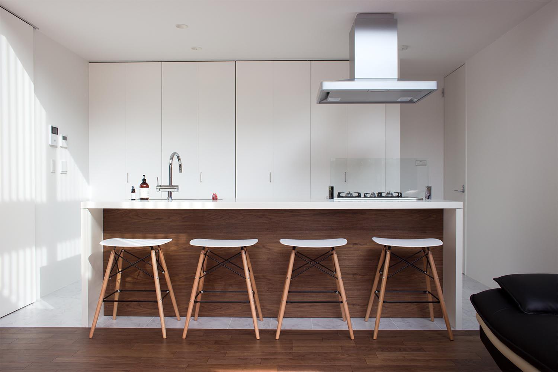 キッチンの製作事例T19