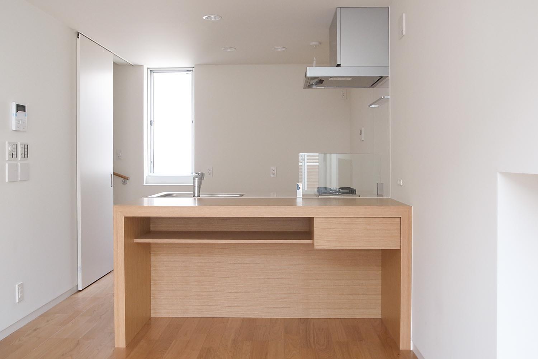 キッチンの製作事例T06