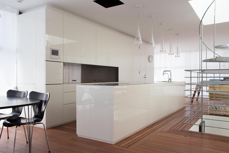キッチンの製作事例T17