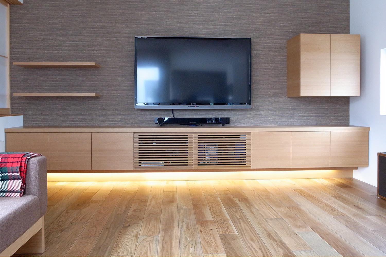 TVボードの製作事例71
