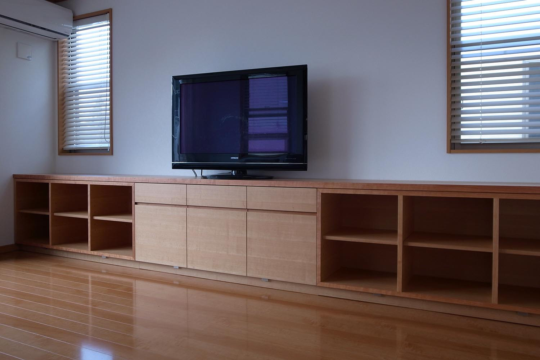 TVボードの製作事例11