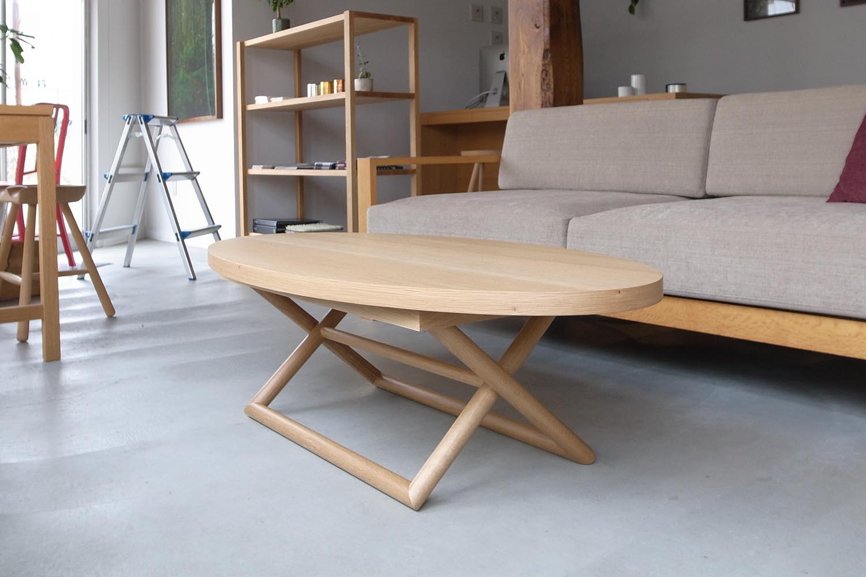 オーダーテーブルの製作事例42