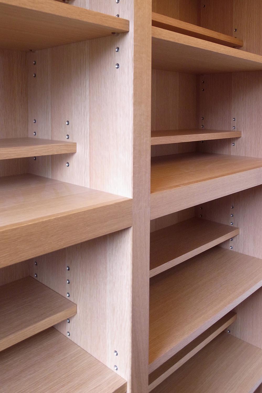 ブックシェルフの製作事例12