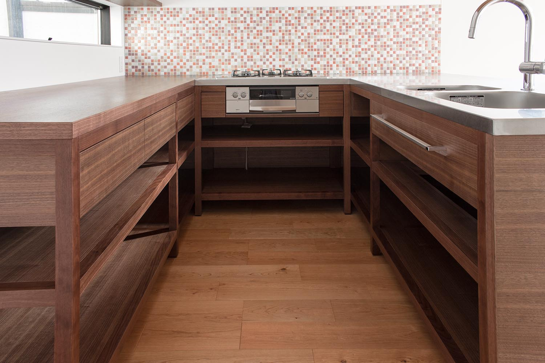 オーダーキッチンの製作事例263