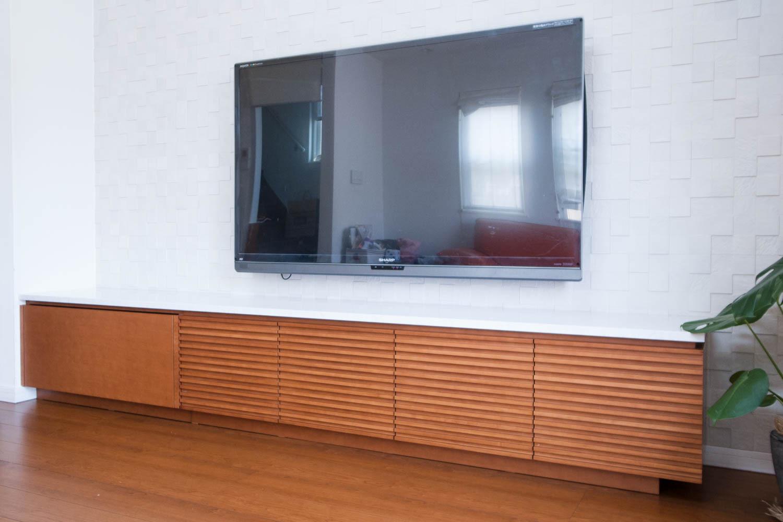 オーダーTVボードの製作事例141